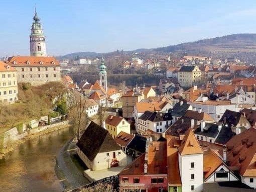 PRAGA – BOHEMIA