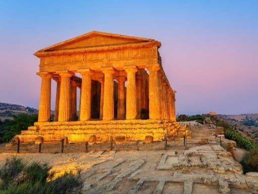 templo concordia sicilia 510